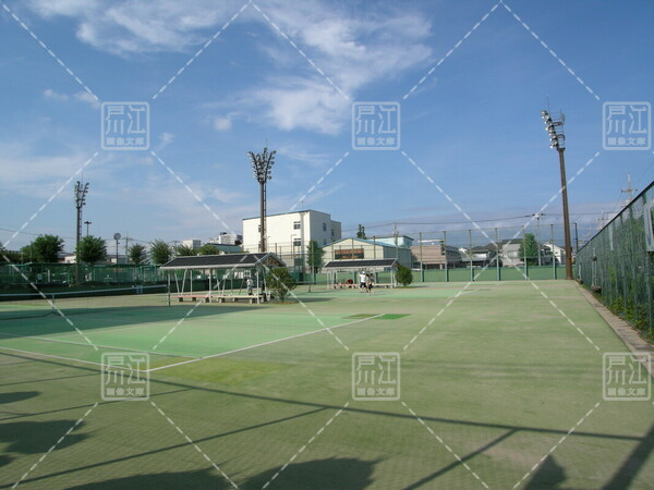 谷河内テニスコート