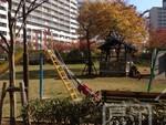 小松川ゆきやなぎ公園