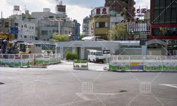 平井駅北口広場