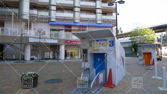 平井駅南口駐輪場