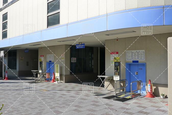 船堀駅中央駐輪場