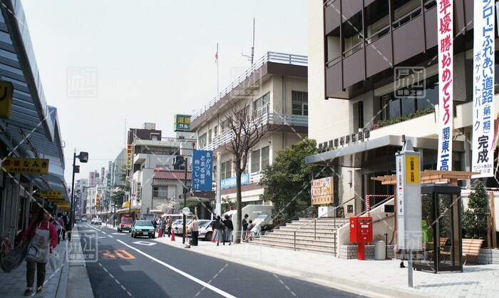 小岩区役所通り商店街
