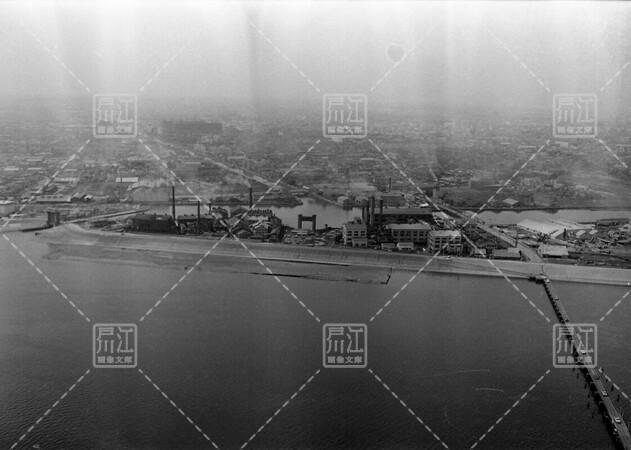 旧小松川閘門周辺