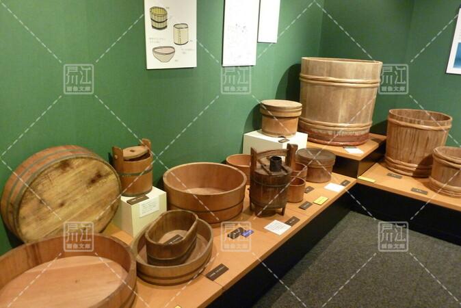 郷土資料室企画展「すみにオケない桶のはなし」