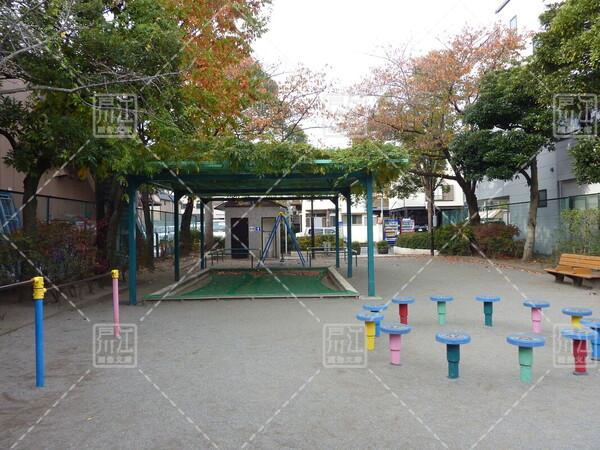 鹿骨三丁目児童遊園