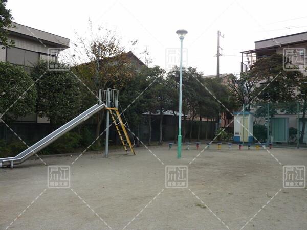 鹿骨東児童遊園
