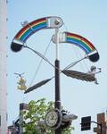 虹と風(時計台)