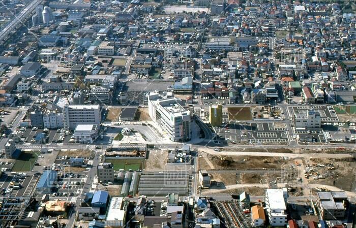 篠崎駅付近