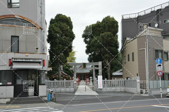 八蔵橋交差点
