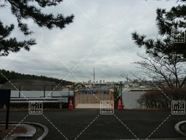 カヌー・スラローム会場