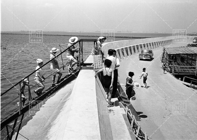 葛西海岸堤防