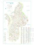 江戸川区全図(平成元年度版)