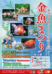 第48回金魚まつり【2019年7月20日~21日】